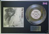 "THE SMITHS - 7"" Platinum Disc+cover- THIS CHARMING MAN"